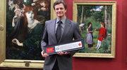 Colin Firth odznaczony