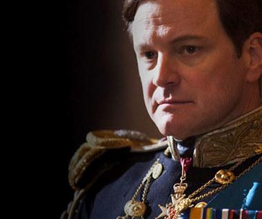 Colin Firth ponownie w roli króla Jerzego