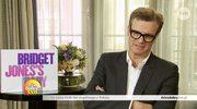 "Colin Firth w ""Dzień Dobry TVN"""