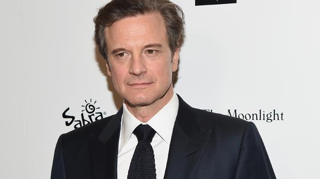 Colin Firth - wzór dżentelmena w każdym calu / fot. Michael Buckner /Getty Images