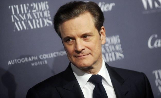 Colin Firth /Dennis Van Tine/Geisler-Fotopres /PAP/DPA