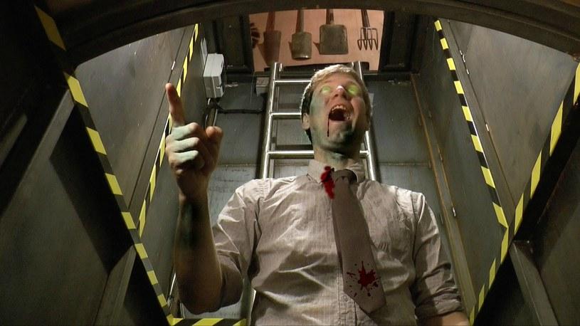 Colin Furze zbudował bunkier, który uchroni go przed inwazją zombie... /INTERIA.PL