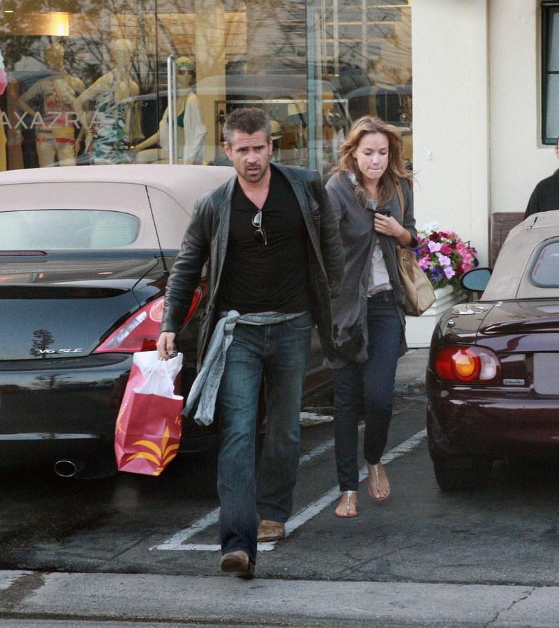 Colin i Alicja /East News