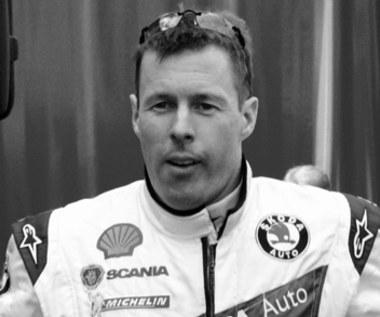 Colin McRae zginął w wypadku