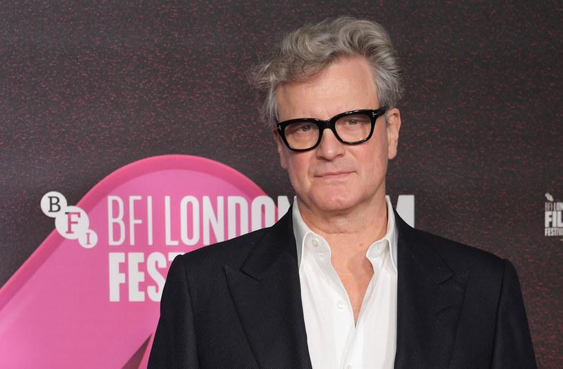 Colina Firtha bardzo dawno nie oglądaliśmy w serialu /David M. Benett/Dave Benett /Getty Images