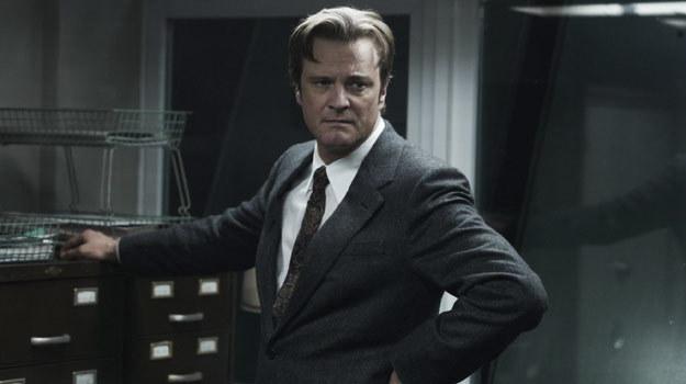 """Colina Firtha w """"Szpiegu"""" będziemy mogli oglądać od piątku, 25 listopada /materiały dystrybutora"""