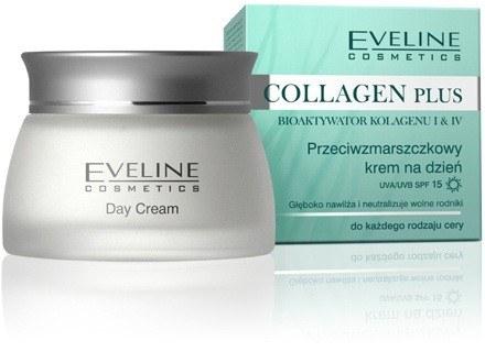 Collagen Plus Przeciwzmarszczkowy krem na dzień /materiały prasowe