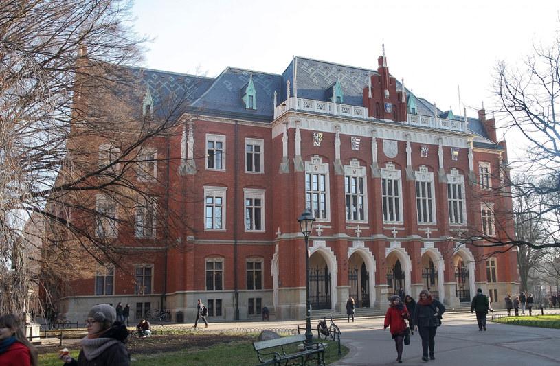 Collegium Novum Uniwersytetu Jagiellońskiego /Damian Klamka /East News