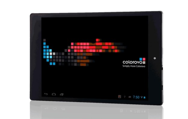 "Colorovo CityTab Supreme 7,85"" Boost GPS /materiały prasowe"