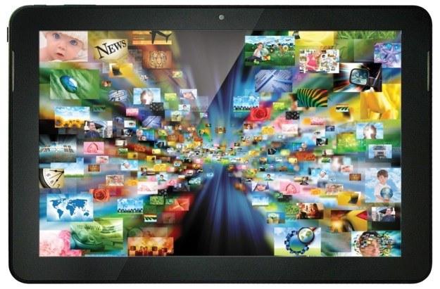 Colorovo CityTab Vision 3D to ulepszona wersja sprzedawanego w Polsce modelu CityTab Vision /materiały prasowe