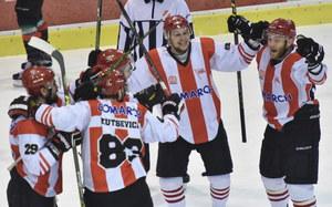 Comarch Cracovia - GKS Tychy 2-1 w meczu numer siedem finału PHL