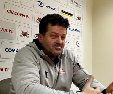Comarch Cracovia. Rudolf Rohaczek: Czeka nas bardzo trudny turniej. Wideo
