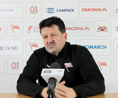 Comarch Cracovia. Trener Rudolf Rohaczek przed startem fazy play-off PHL. Wideo