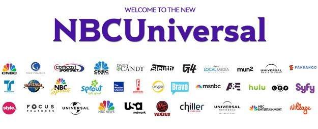 Comcast przejął większość udziałów w telewizji NBC Universal, tworząc gigantyczne przedsiębiorstwo /Internet