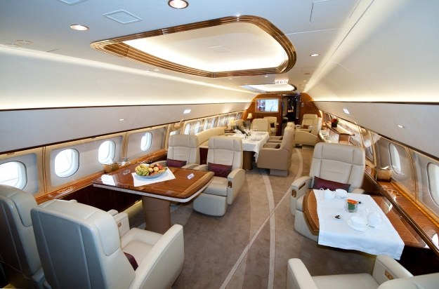 Comlux Airbus ACJ319 /materiały prasowe