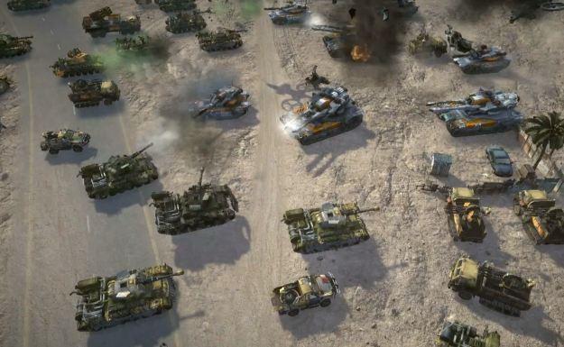 Command & Conquer będzie kolejną grą opartą o model F2P /Informacja prasowa