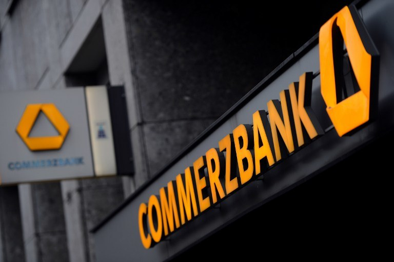 Commerzbank zamierza zwolnić w najbliższych latach nawet 6 tys. pracowników /AFP