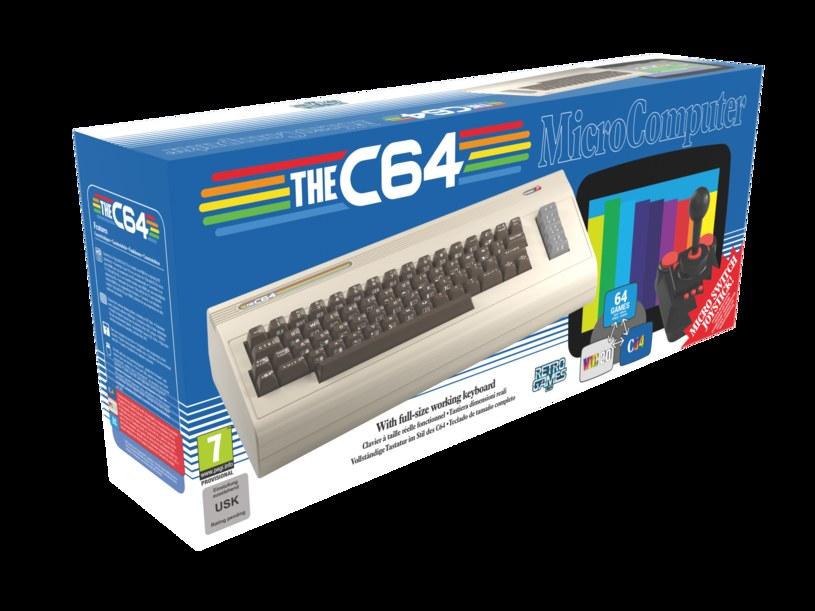 Commodore 64 /materiały prasowe
