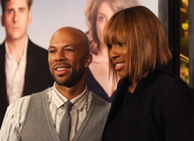 Common i Serena Williams jeszcze razem fot. Stephen Lovekin /Getty Images/Flash Press Media