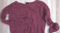 ¿Cómo arreglar un jersay dado de sí?