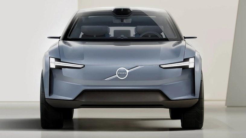 Concept Recharge, czyli Volvo coraz bliżej LiDARa w produkcyjnych elektrykach /Geekweek