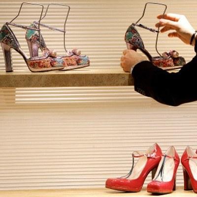Concept store Fendi W Rzymie /AFP