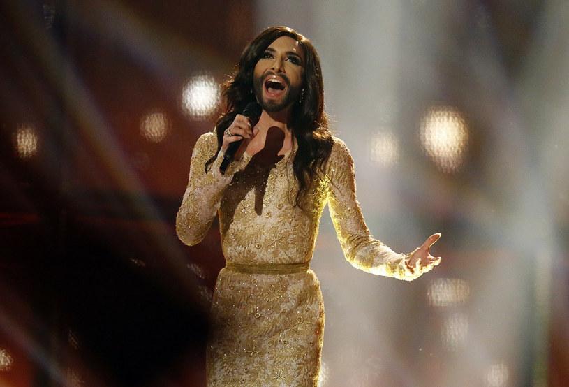 Conchita Wurst jest zwycięzcą 59. Konkursu Piosenki Eurowizji /Associated Press /East News