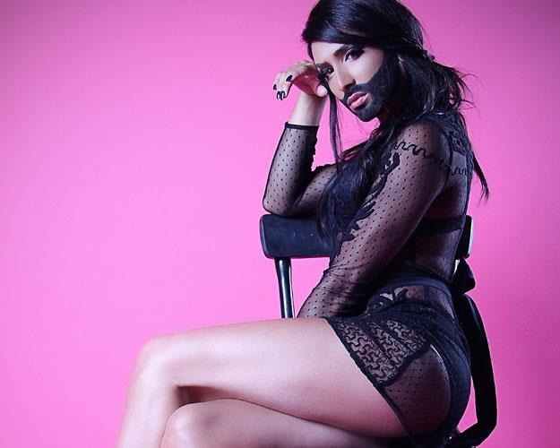 Conchita Wurst ma szansę wygrać Eurowizję? fot. Paz Stammler /oficjalna strona wykonawcy