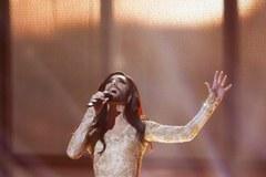Conchita Wurst reprezentuje na Eurowizji Austrię