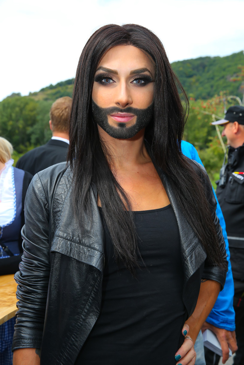 Conchita Wurst /Monika Fellner /Getty Images
