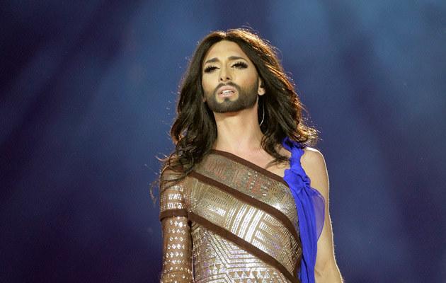 Conchita Wurst /Thomas Lohnes /Getty Images
