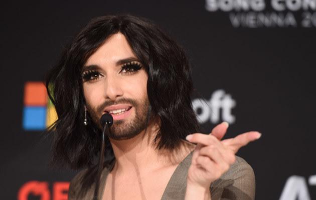 Conchita Wurst /Nigel Treblin /Getty Images