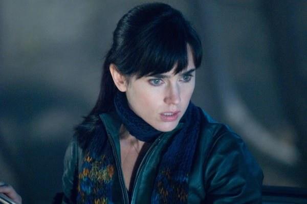 """Connelly jako Helen Benson w """"Dzień, w którym zatrzymała się ziemia"""" (2008) /materiały dystrybutora"""