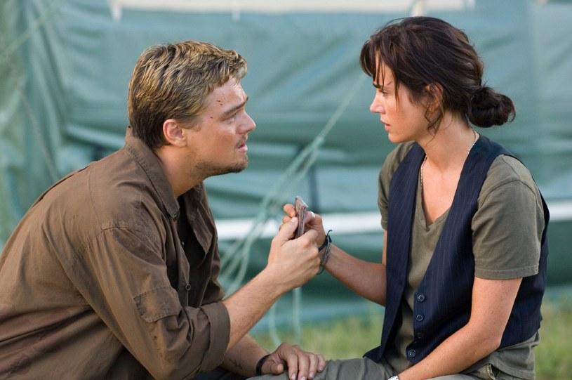 """Connelly u boku DiCaprio w filmie """"Krwawy diament"""" (2006) /materiały dystrybutora"""