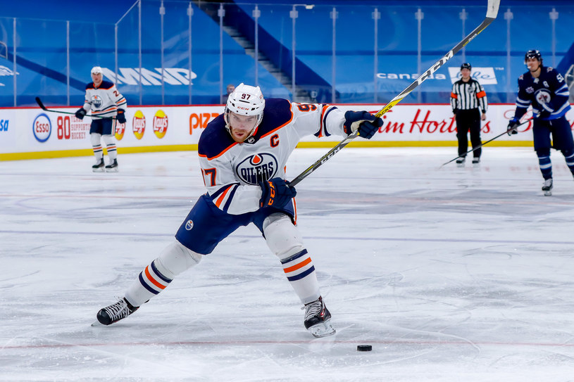 Connor McDavid /Getty Images