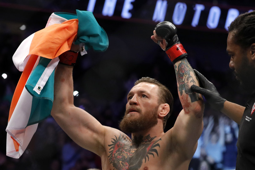 Connor McGregor /Steve Marcus /Getty Images