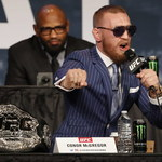 Conor McGregor pozbawiony pasa UFC
