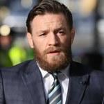 Conor McGregor zatrzymany za próbę napaści seksualnej i obnażanie się