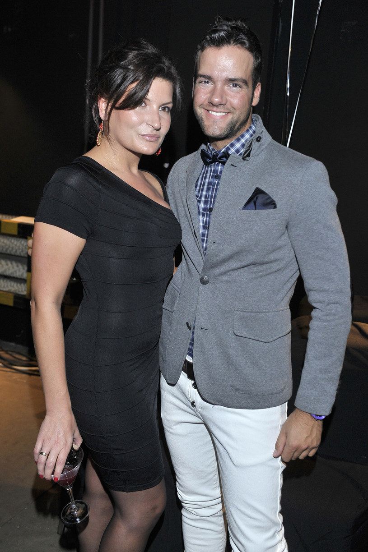 Conrado Moreno z żoną /Kurnikowski /AKPA
