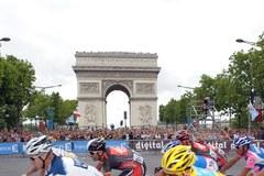 Contador zwyciężył w Tour de France