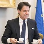 Conte: Stoimy przed wielką szansą, by zmienić Włochy na lepsze