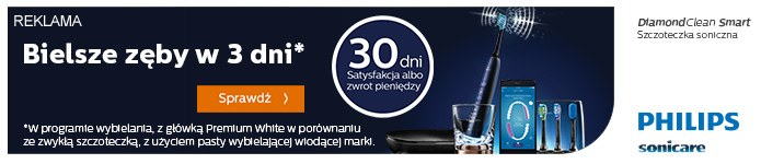 content box sonicare /materiały promocyjne
