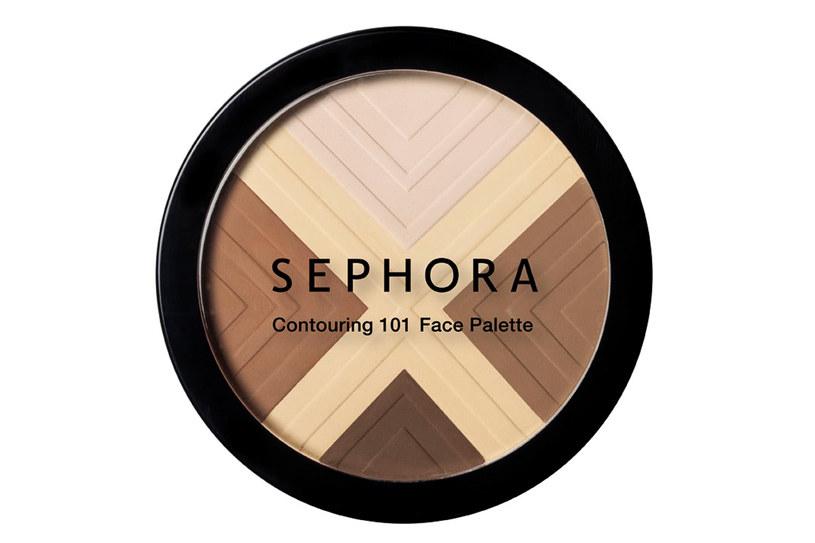 Contouring 101 Face Palette /materiały prasowe