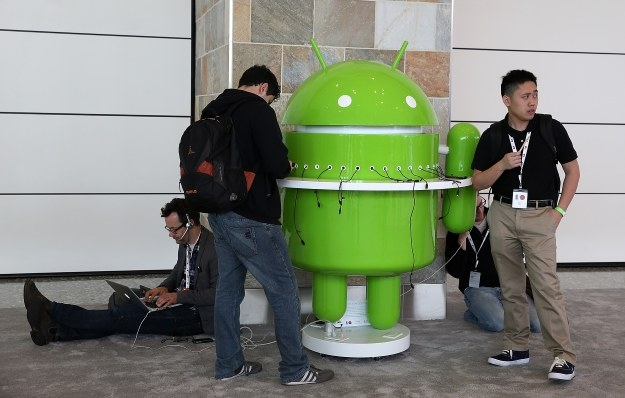 Cook atakuje Androida /AFP