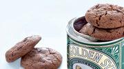 Cookies z czekoladą i imbirem