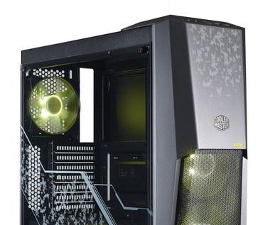 Cooler Master: obudowa tworzona w ramach TUF Gaming Alliance