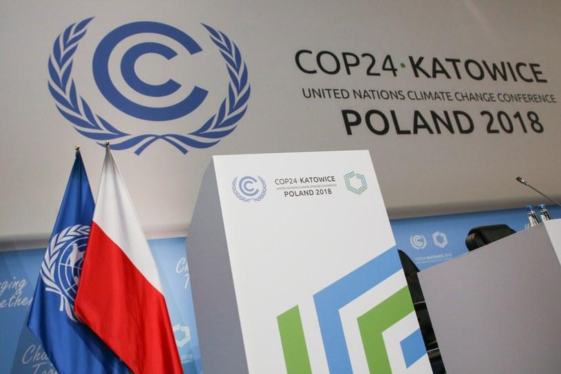 COP24 w Katowicach /Beata Zawrzel /Reporter