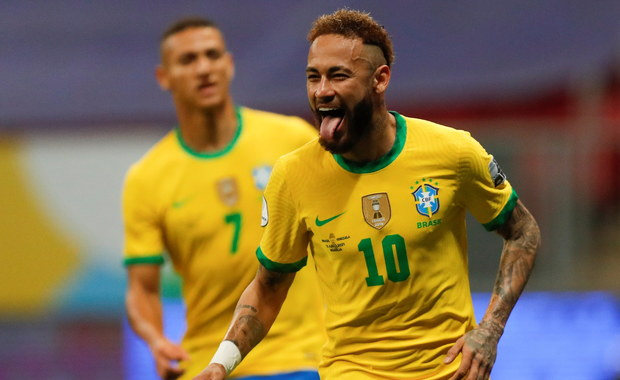 Copa America 2021. Wygrana Brazylii z Wenezuelą na początek