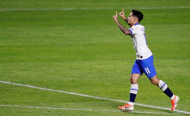 Copa America: Dwa gole Coutinho i wygrana Brazylii