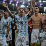 Copa America. Finał Brazylia - Argentyna 0-1. Messi i cierń bolesny